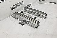 Aluminum Valve Cover BEFORE Chrome-Like Polishing and Buffing - Aluminum Polishing - Valve Cover Polishing