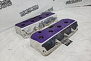 Dodge Challenger 6.1L Aluminum Valve Covers BEFORE Chrome-Like Polishing and Buffing - Aluminum Polishing - Valve Cover Polishing