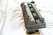 2007 - 2009 Suzuki SX4 2.0L J20A Engine Aluminum Valve Cover BEFORE Chrome-Like Metal Polishing and Buffing Services