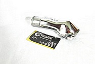 1966 Pontiac GTO Aluminum Thermostat Housing Piece AFTER Chrome-Like Metal Polishing and Buffing Services / Restoration Services