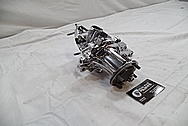Toyota Supra Aluminum Water Pump AFTER Chrome-Like Metal Polishing and Buffing Services / Restoration Services