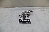 1993 Buick Roadmaster Aluminum Thermostat Housing AFTER Chrome-Like Metal Polishing - Aluminum Polishing