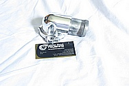 2007 Ford GT500 V8 Thermostat Housing AFTER Chrome-Like Metal Polishing and Buffing Services