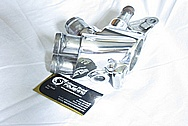 2007 Ford GT500 V8 Water Piece AFTER Chrome-Like Metal Polishing and Buffing Services