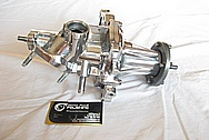 1993 - 1998 Toyota Supra 2JZ - GTE Aluminum Water Pump AFTER Chrome-Like Metal Polishing and Buffing Services