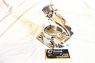 2010 Dodge Viper Aluminum Thermostat Housing AFTER Chrome-Like Metal Polishing and Buffing Services