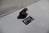 1993 Buick Roadmaster Aluminum Thermostat Housing BEFORE Chrome-Like Metal Polishing - Aluminum Polishing