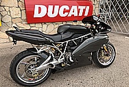 Ducati Aluminum Wheels AFTER Chrome-Like Metal Polishing - Aluminum Polishing - Wheel Polishing Services