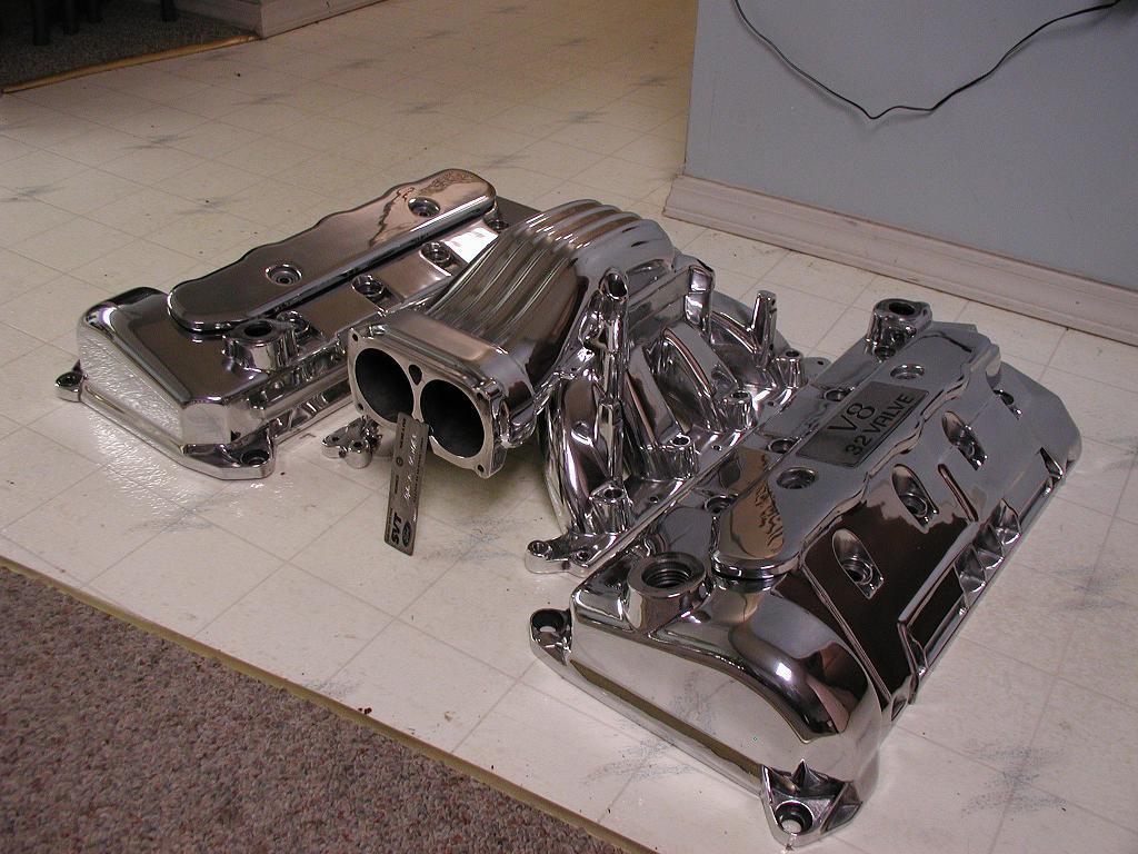 ford v10 intake manifold