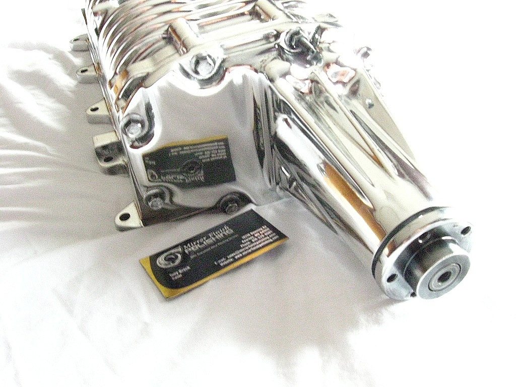 Cobra Eaton Supercharger AFTER Custom Metal Polishing Services
