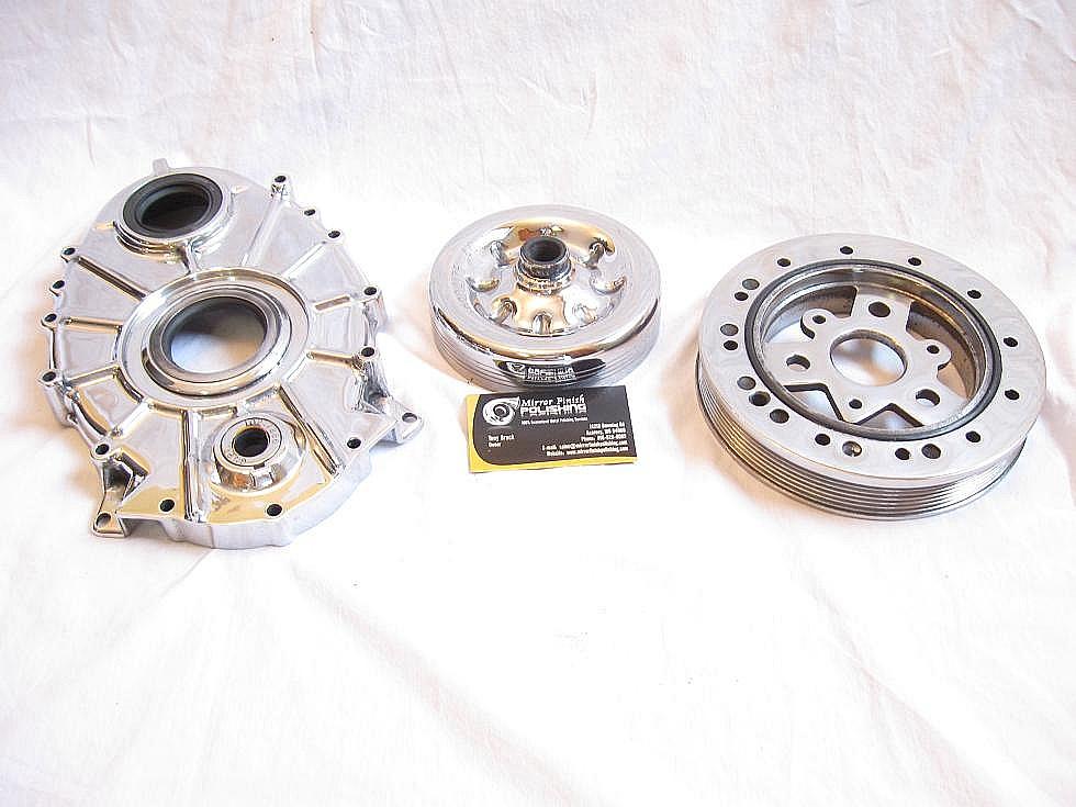 Metal Polishing&Buffing Services- Premium Polishing of