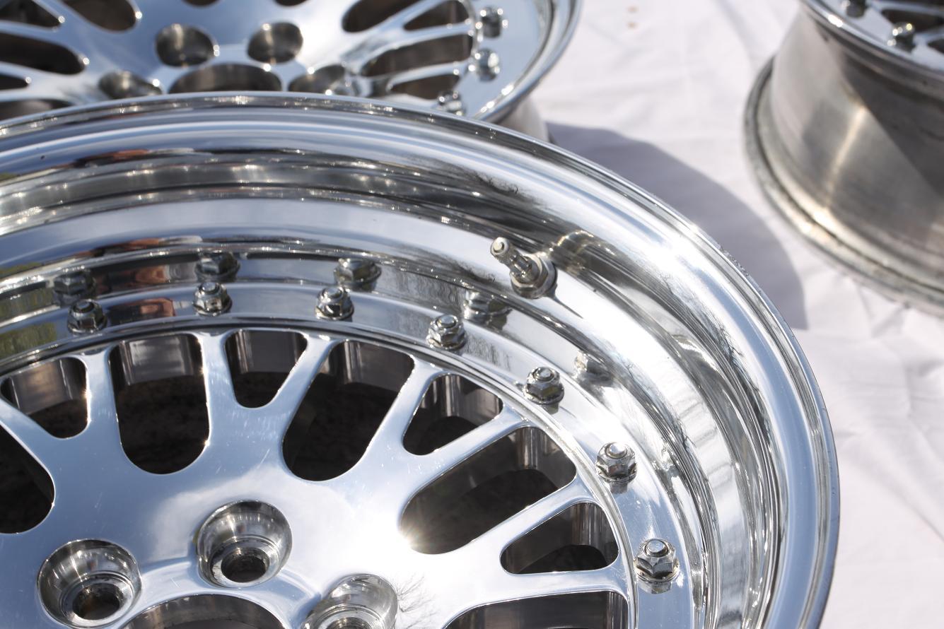 Polished Oem Wheels Anyone Have Them Honda Crz Forum