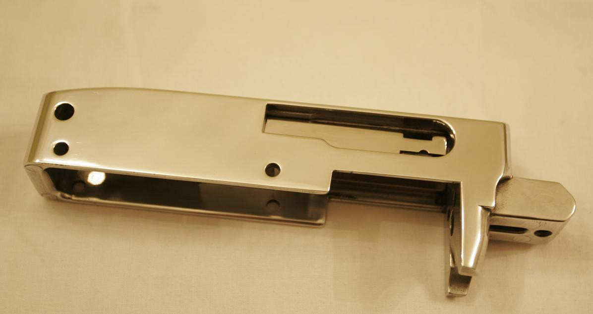 CHROME-LIKE POLISHING PARTS RUGER 22 GUN / RIFLE