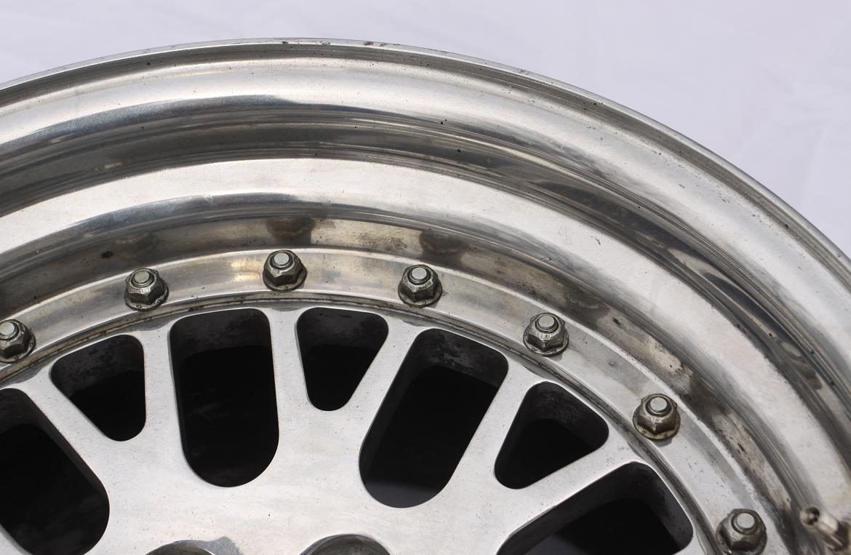 CCW Dodge Viper Wheel BEFORE